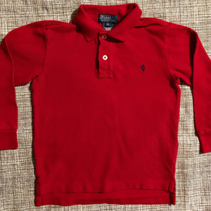 Polo by Ralph Lauren long sleeve polo shirt